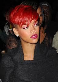 Rihanna&#39;s <b>Rote Haare</b>. Was haltet ihr eigentlich von Rihannas neuer frisur ? - rihanna-rote-haare