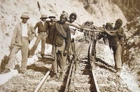 chemin de fer congo-océan brazzaville ile ilgili görsel sonucu
