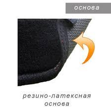 <b>Велюровый коврик в</b> багажник Норпласт для Volvo V90 (Вольво ...
