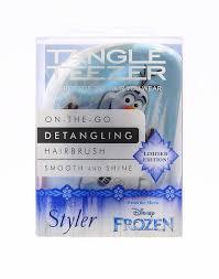 Каталог <b>Расческа</b> Tangle Teezer <b>Compact Styler Disney</b> Olaf белый