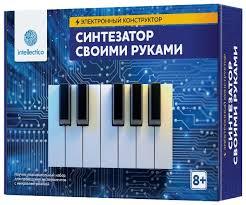 Купить <b>Электронный конструктор Intellectico</b> Своими руками ...