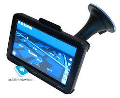 Mobile-review.com Обзор GPS-навигатора <b>Navitel</b> NX5100
