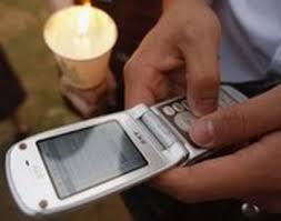 ayunar del móvil y del celular