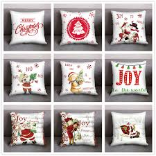 Gifts for the New Year <b>christmas pillow covers</b> decorative <b>christmas</b> ...