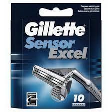 <b>Gillette sensor excel сменные кассеты</b> N 10 купить в Прокопьевск ...