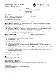education on resume examples teachers resume samples special education resume examples volumetrics co special education assistant resume examples teaching resume sample high school education