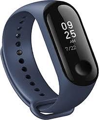 Купить фитнес-<b>браслет ZDK M3</b> simple, синий в каталоге ...