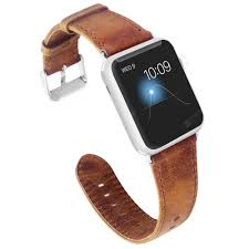 Genuine Leather for Apple <b>Watch Band</b> 38MM Replacement ...