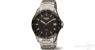<b>Часы Boccia 3597-02</b> Купить По Ценам MinutaShop