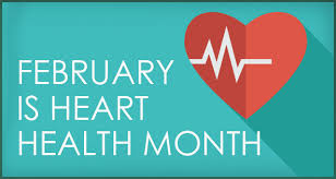 Image result for february heart month