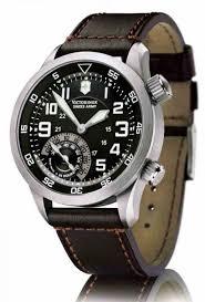 <b>Victorinox Swiss Army</b> Airboss Mach 4 pilot's watch