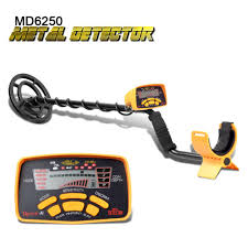 Professional <b>MD6250 Underground Metal Detector</b> High ...