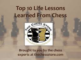 top  life lessons learned from chess