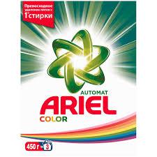 <b>Стиральный порошок Ariel</b> Color 450 г в Москве – купить по ...