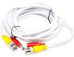 Image result for security camera cable connections