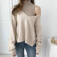 2019 <b>Milinsus</b> 2019 Autumn Winter Clothes Long Sleeve Cylinder ...