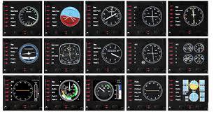 <b>Панель Logitech</b> G Flight Instrument Panel 945-000008 купить в ...
