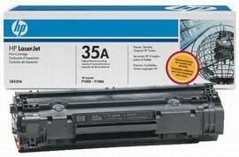 <b>CB435A HP</b> 35A <b>Тонер</b>-<b>картридж</b> черный