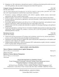 supply chain procurement resume