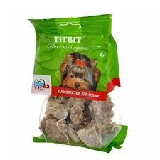 <b>TiTBiT</b> (<b>ТиТБиТ</b>): <b>Лакомства</b> для собак