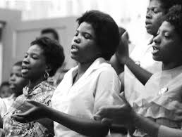 the selma voting rights struggle key points from bottom up young women singing dom songs in a selma church 7 8 1964