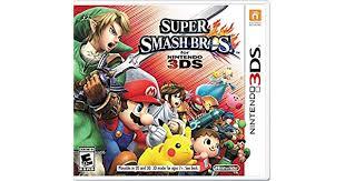 Super Smash Bros. - Nintendo 3DS: Nintendo of ... - Amazon.com