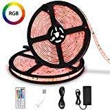 Buy Relohas Led Strip Lights, 32.8ft(<b>10M</b>) <b>Waterproof</b> Flexible <b>RGB</b> ...