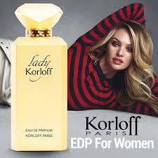 Buy Korloff <b>Lady Korloff Paris</b> Edp For <b>Women</b>, 88ML at low price ...
