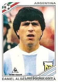 Daniel Alberto Passarella (Argentina). 76. Panini FIFA World Cup Mexico 1986 - 76