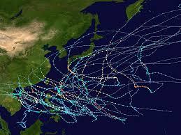 saison cyclonique 1971 dans l'océan Pacifique nord-ouest