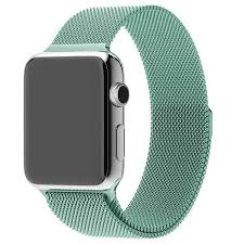 <b>Krutoff</b> / <b>Ремешок Krutoff</b> Milanese для Apple Watch (Эпл Вотч) 42 ...
