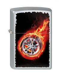 <b>зажигалка Zippo 205 Tire</b> On <b>Fire</b> купить в магазине Гавана от 1 ...