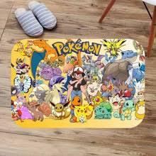 Pokemon <b>Go</b>, кухонный <b>коврик</b> на заказ, Противоскользящие ...