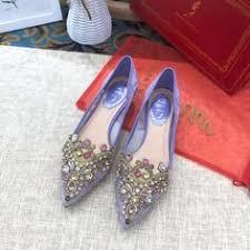 <b>Rene Caovilla shoes</b> violet