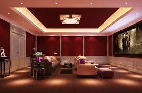 Home Lighting Design Theater Interior Decoration On Uncategorized  Ideas