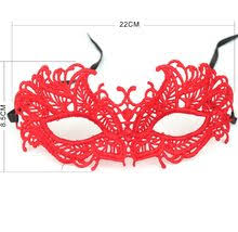 Best value Black and Red Masquerade Mask – Great deals on Black ...