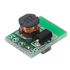 1.5V 1.8V 2.5V 3V 3.7V 4.2V <b>5V</b> TO 3.3V <b>DC</b>-<b>DC</b> Boost Converter ...