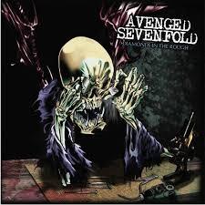 <b>Avenged Sevenfold</b> - <b>Diamonds</b> In The Rough Clear 2 Lp (EXPLICIT ...