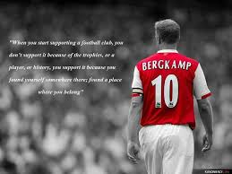 Quotes by Dennis Bergkamp @ Like Success