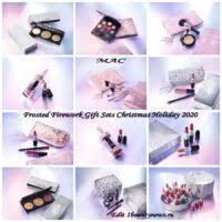 Рождественские подарочные наборы <b>MAC</b> Frosted Firework Gift ...