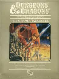 Dungeons & Dragons <b>Immortals</b> Rules - Wikipedia