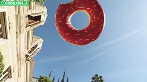 <b>Яркий надувной круг Пончик</b>, Фламинго, Единорог для пляжа ...