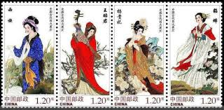 Mingbai: The <b>four</b> legendary beauties of <b>ancient China</b> - SupChina