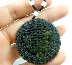 47*47MM <b>Wholesale natural</b> Chinese black <b>green stone stone</b> hand ...