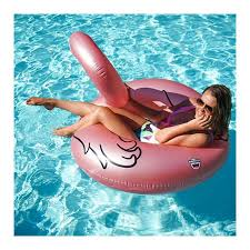 <b>Круг надувной flamingo</b> rose gold <b>BigMouth</b> FD-TAPF-0031 一 ...