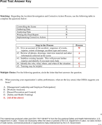 ishms post test answer key pdf review all photos drawings interview material and other a information collected at the scene