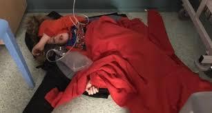 <b>Trolls</b> claim photo of <b>boy</b> on hospital floor was faked by Labour ...