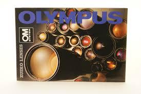 Olympus Zukio Lens & Accessory A3 Brochure - Camera House