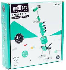 Купить <b>конструктор Fat Brain</b> Toys The Offbits DinoBit (AN0006) в ...