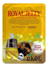 <b>Тканевая маска</b> для лица с <b>маточным</b> молочком Royal Jelly Ultra ...